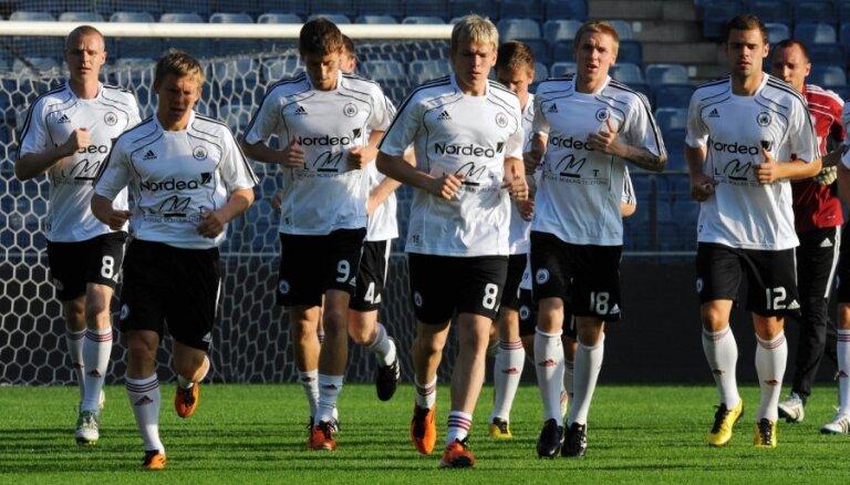 Latvijas futbola izlase gadu noslēdz 68.vietā FIFA rangā