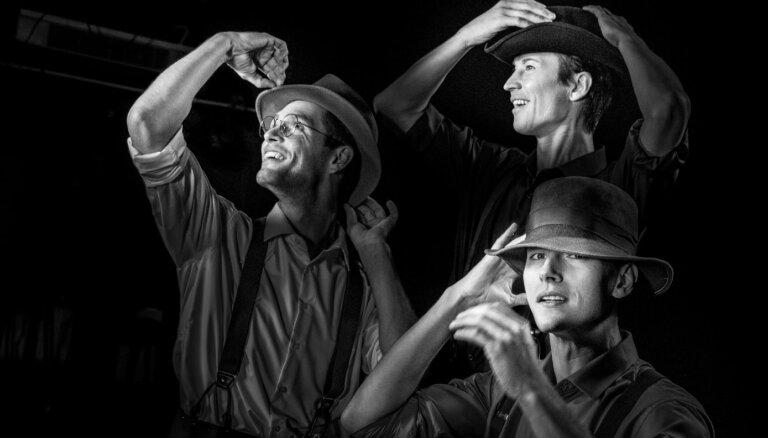 Pasaules pirmizrādi piedzīvos balets 'Trīs draugi' pēc Remarka darba motīviem