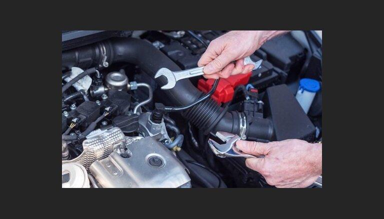 Kā ietaupīt naudu par auto remontu — 5 darbi, ko varat veikt paši