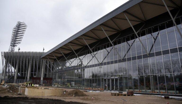 """ЧМ-2021 в Риге: ГПСС даст негативное заключение о пожарной безопасности в ледовом холле стадиона """"Даугава"""""""