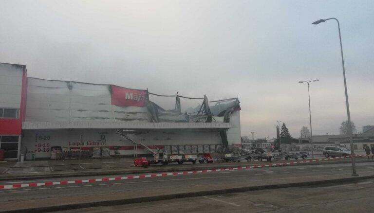 'Depo' par nodegušo veikalu Rēzeknē saņēmis otro lielāko Latvijā izmaksāto apdrošināšanas atlīdzību