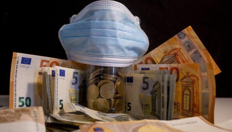 Временная администрация Риги предоставила компенсации за Covid-19 в размере почти 3 млн евро