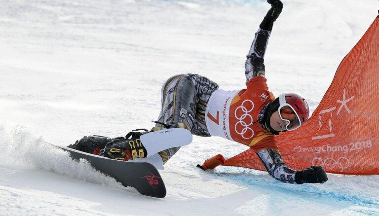 Ледецка — первая в истории спортсменка, победившая на одной Олимпиаде в разных видах спорта