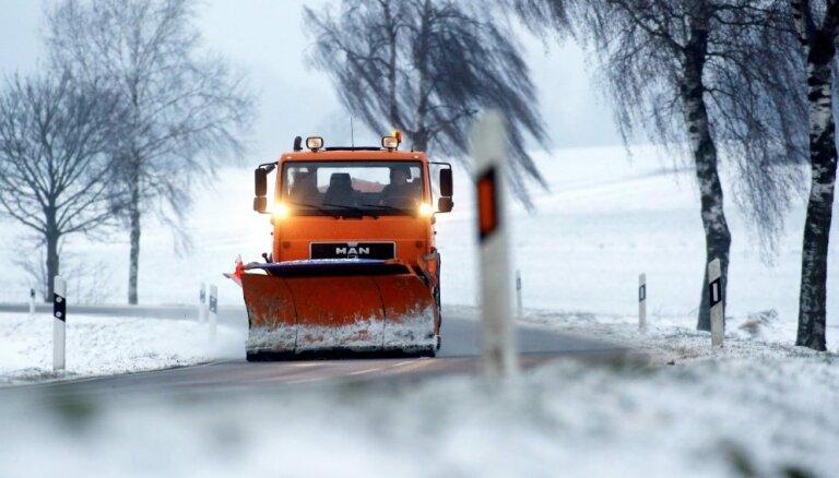 Самые сильные морозы и глубокий снег ожидаются во второй половине зимы