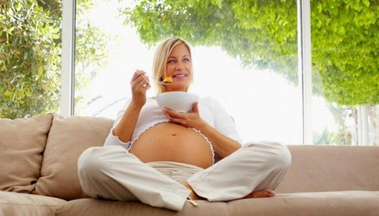 Cik daudz un kādu sāli lietot grūtniecības laikā