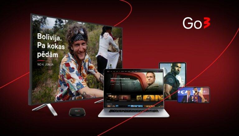 'TV3 Group': ko mēs izdarījām, lai nesabojātu popkorna vakarus ar 'Go3'?