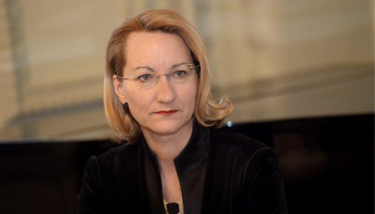Melbārde panāk, ka Eiropas Parlaments pētīs radošo personu statusu Eiropā