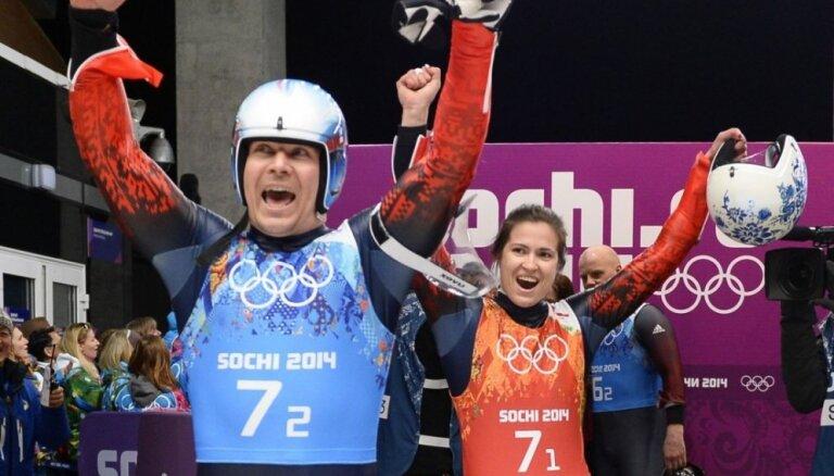 Krievijas olimpiskajā pieteikumā iekļauti arī SOK diskvalificētie kamaniņu sportisti