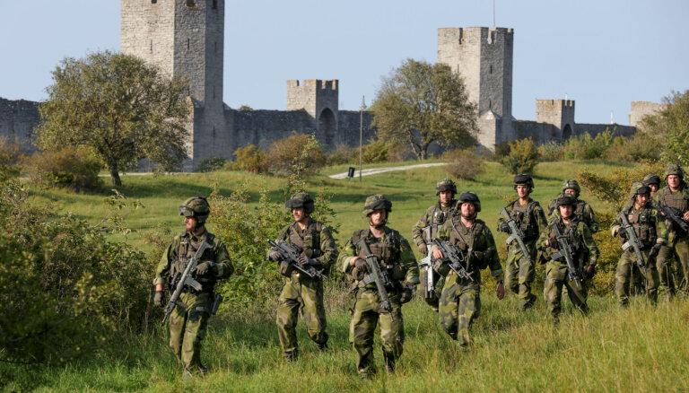 Швеция усилила ПВО на балтийском острове Готланд из-за России
