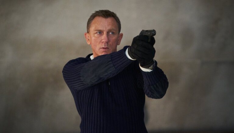 Jaunais Bonds tuvojas: vēl neredzēti foto un Kreiga padoms nākamajam 007
