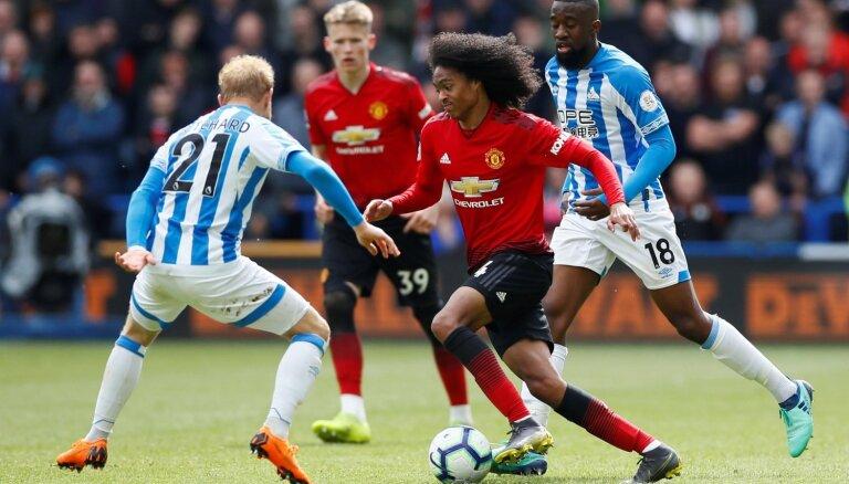 'Manchester United' zaudē izredzes nākamsezon spēlēt UEFA Čempionu līgā