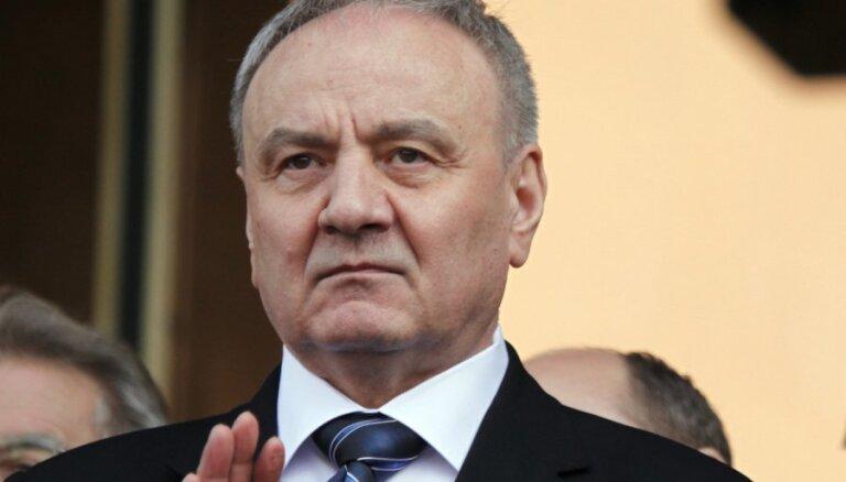 Молдова наконец обрела президента