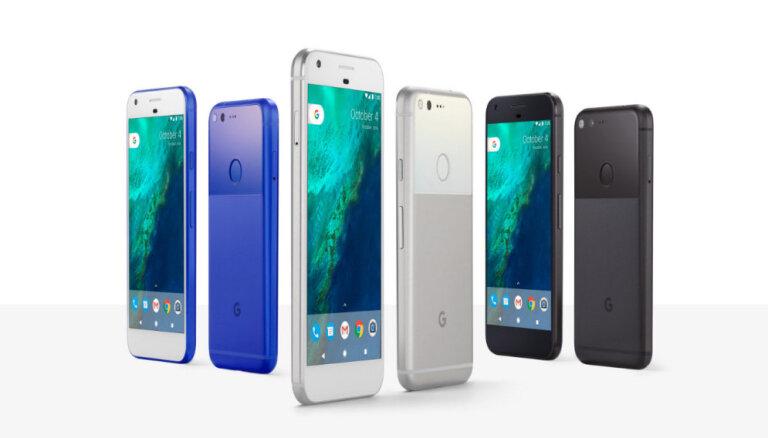 'Google' prezentējis savu jauno viedtālruni 'Pixel'