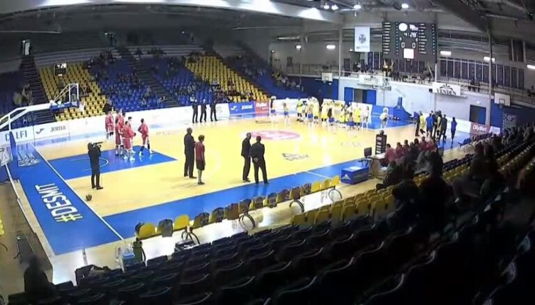'OlyBet' basketbola līga: 'Ventspils' - 'Tal Tech'. Spēles pilns ieraksts