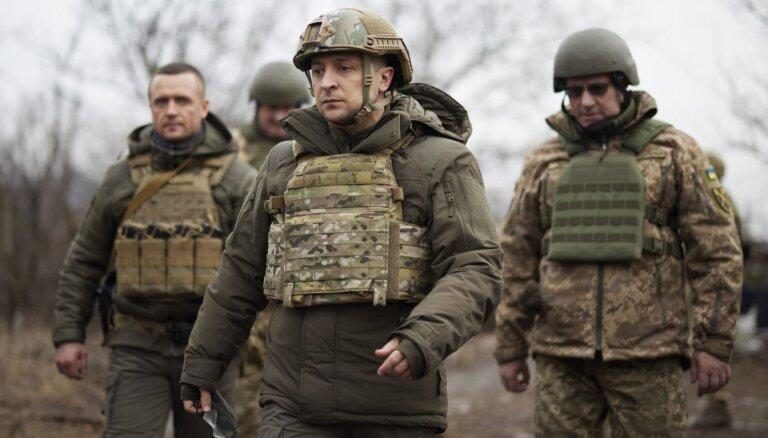 В Киеве сочли, что Зеленский не может ехать в Москву для встречи с Путиным