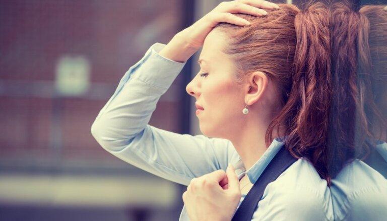Fiziski simptomi, kas liecina – stress pārņēmis tavu ķermeni