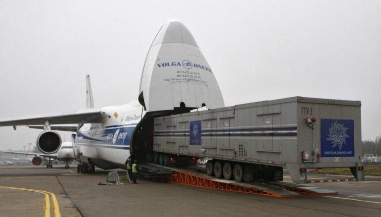 Украина хочет возобновить производство гигантских грузовых самолетов без российских комплектующих