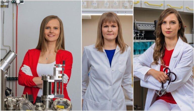 Sievietes zinātnē. Solis ceļā uz vienlīdzību un līdztiesību