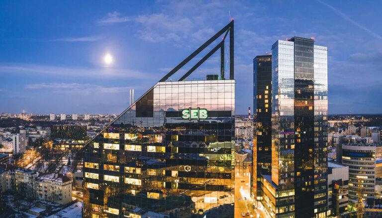 Главное здание SEB в Эстонии продано за 45,75 млн евро: сделку финансирует Swedbank