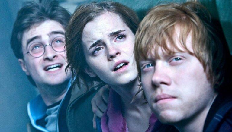 """Хогвартс на дому. Джоан Роулинг приглашает всех на развлекательный сайт по мотивам """"Гарри Поттера"""""""
