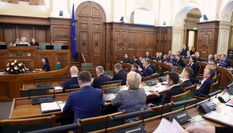 Pirms galīgās vienošanās iezīmējas Saeimas komisiju potenciālā vadība