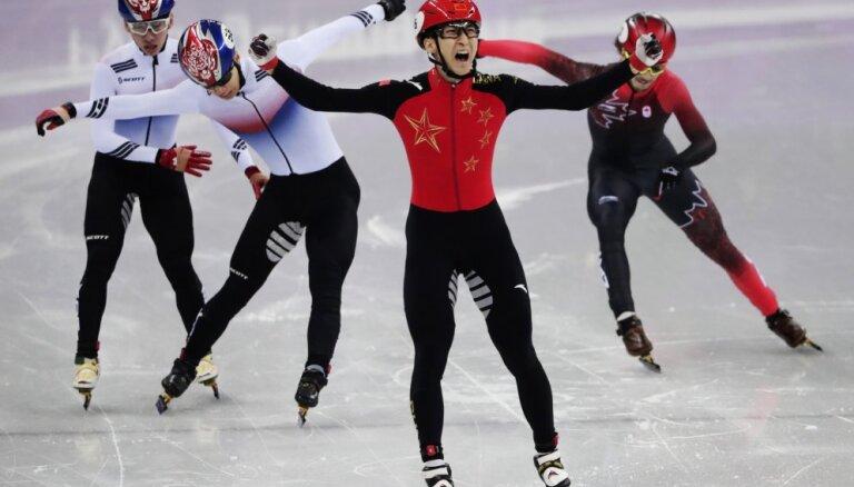 Все призеры 13-го дня Олимпиады и медальный зачет: россиян лишили бронзы в керлинге
