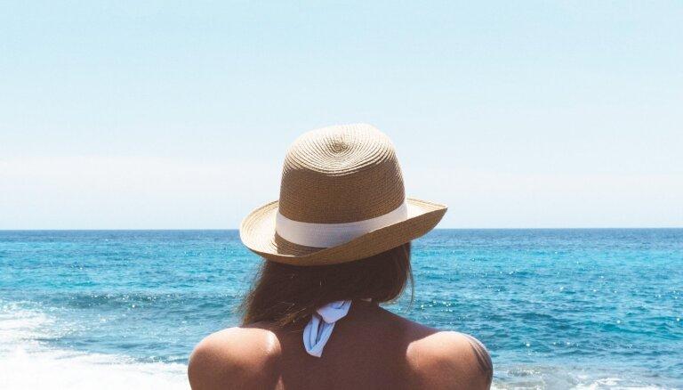 Būtiskākais, ko likt aiz auss, gatavojoties saulainām un karstām brīvdienām