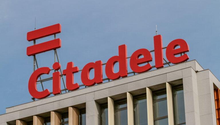 Arī banka 'Citadele' brīdina par krāpniekiem