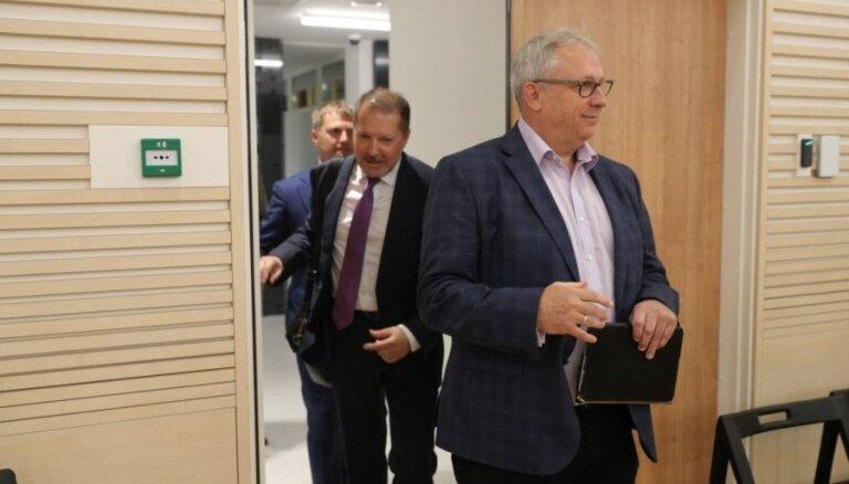 Igauņu uzņēmējs atzīst vadošās 'Centra partijas' kukuļošanu