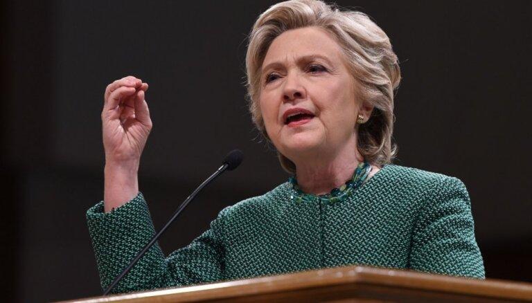 Хиллари Клинтон посоветовала ЕС ограничить иммиграцию
