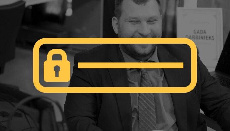 Privātās kiberdrošības ABC: pieci efektīvi veidi, kā pasargāt savus kontus