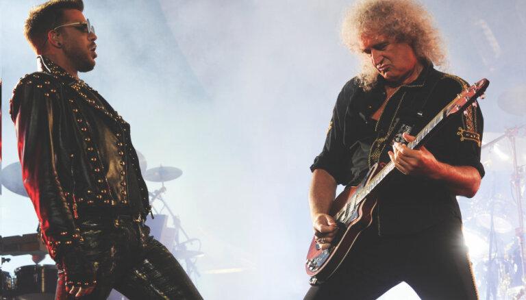 В Таллине выступят группа Queen и Адам Ламберт