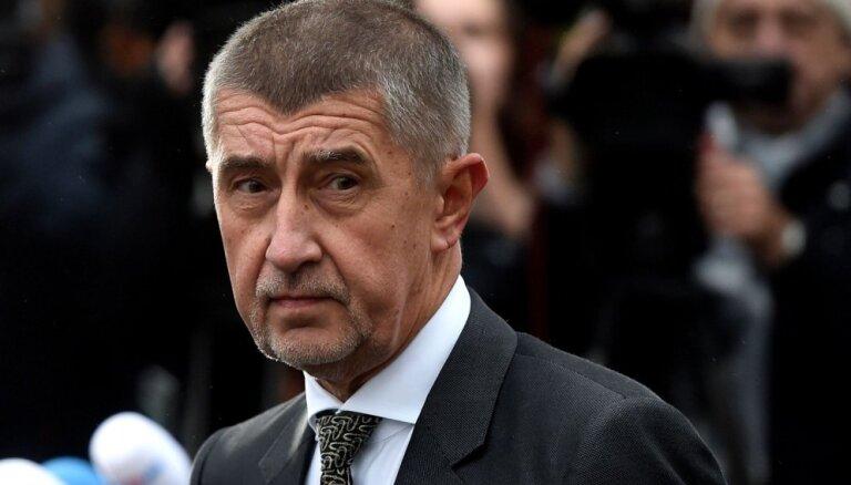 Čehijas premjers aicina katru ES dalībvalsti izraidīt vismaz vienu Krievijas diplomātu