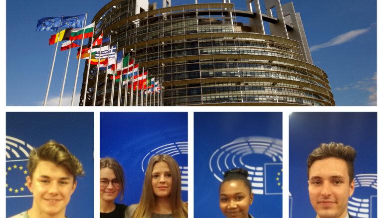 Eiropas jaunās sejas jeb Influenceri, kas aicina vienaudžus šoreiz balsot