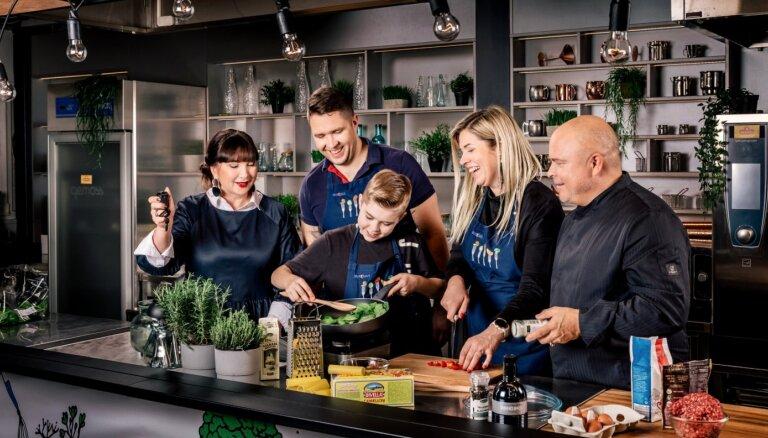 TV3 būs jauns kulinārijas šovs Baibas Sipenieces-Gavares vadībā