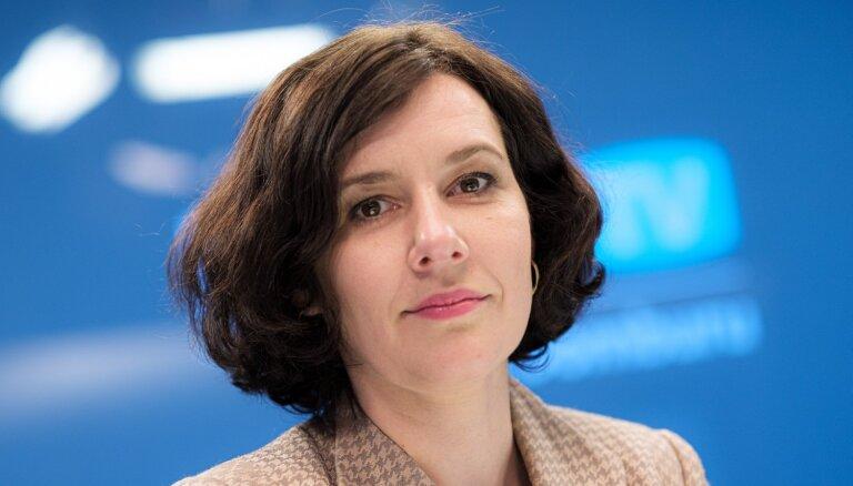 ZZS Eiroparlamenta vēlēšanās traucē 'Grigules faktors', atzīst Dana Reizniece-Ozola