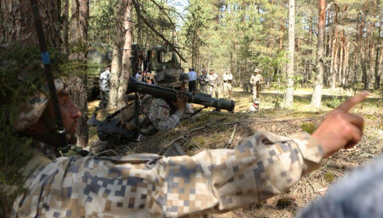 Латвия заказала у Saab противотанковые заряды: они прибудут в следующем году
