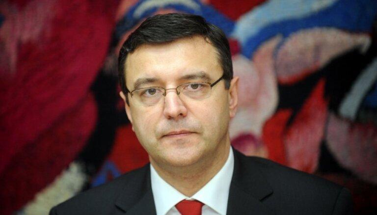 Очередной неофициальный кандидат в премьеры— Янис Реирс