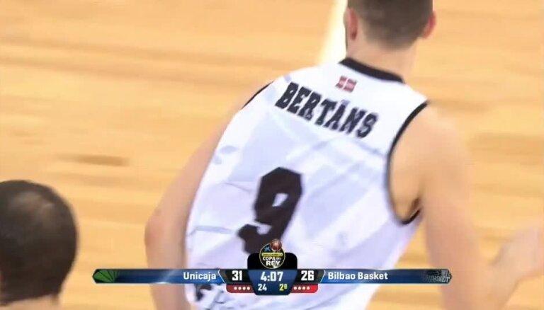 Portāls: Dairis Bertāns savu basketbola karjeru turpinās Krievijā