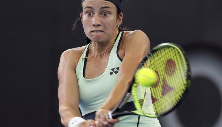 Севастова потерпела разгромное поражение в первом же матче на турнире в Сиднее