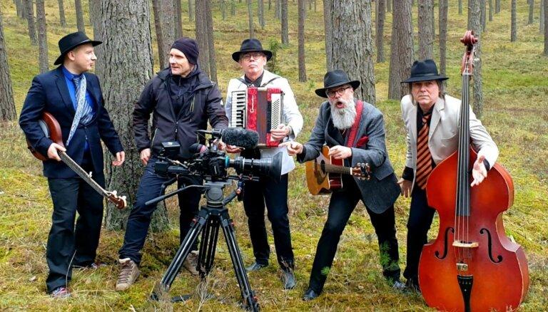 Noskaties! Dokumentālists Ivars Zviedris un grupa 'Ducele' radījuši muzikālu manifestu