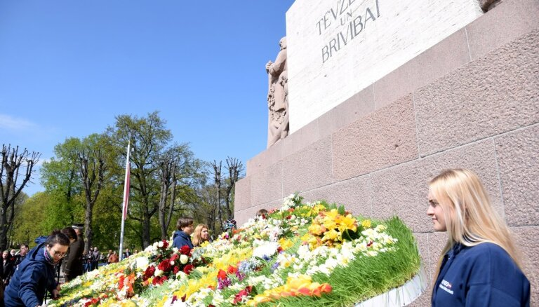 Ziedu Latvija, 'Ziedoņdārza svētki' un koncerti – 4. maija pasākumi Rīgā