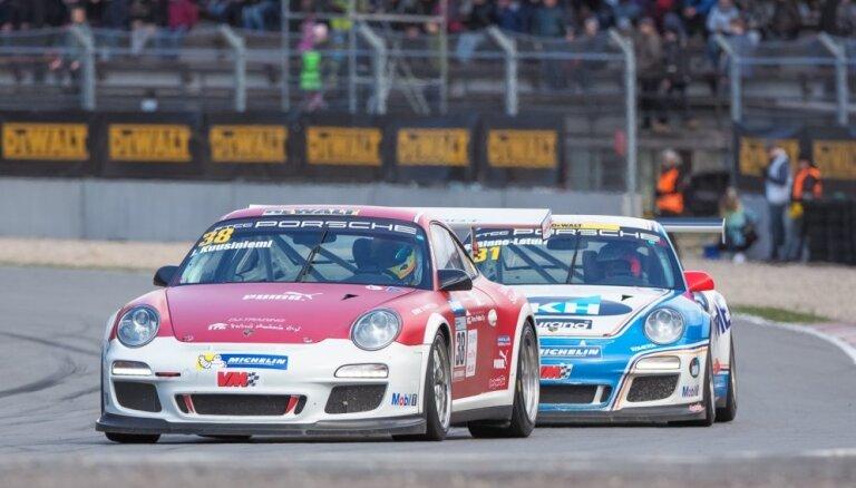 Šonedēļ Biķerniekos notiks Ziemeļeiropas un Baltijas autošosejas sezonas atklāšana