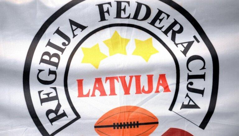 Latvijas izlase Eiropas U-18 regbija-7 čempionāta Trofejas divīzijā izcīna bronzas medaļu