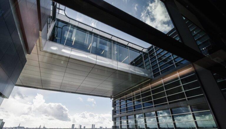 Foto: pārdota 'Luminor' centrālā biroja ēka Rīgā