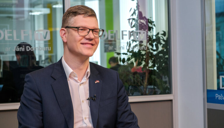 'Delfi TV ar Jāni Domburu': Vilnis Ķirsis – pilna intervija