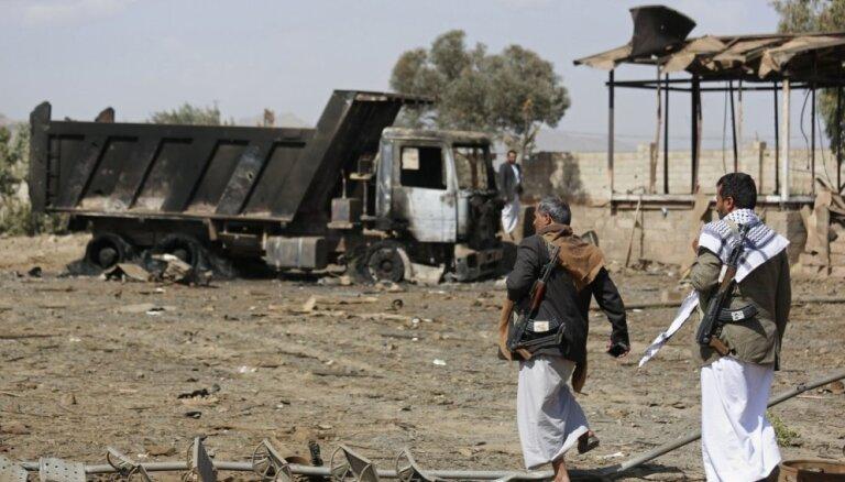 ANO sūtnis: Jemenā 10. aprīlī stāsies spēkā pamiers