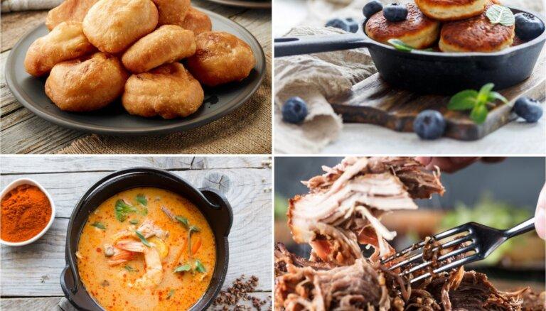 Dalies ar iecienītāko 'Tasty' recepti un laimē vakariņas restorānā 'Irbēni'