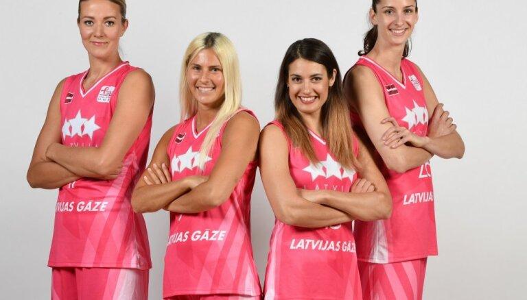 Сборная Латвии объявила состав и отправляется на чемпионат Европы