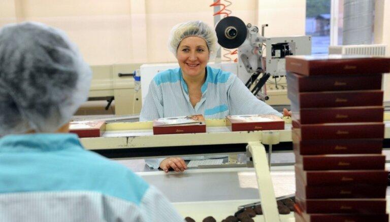 Laima вложит 700 000 евро в улучшение рижского производства